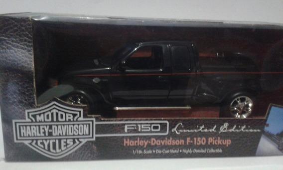 Miniatura Ford F -150 Harley Davidson Ertl 1/18