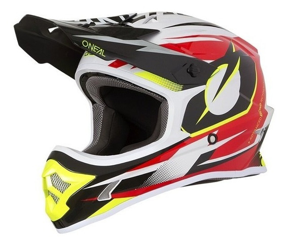 Capacete Motocross Oneal 3series Riff