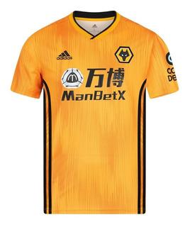 Camisa Do Wolverhampton Com Frete E Personalização Grátis - Leia O Anuncio Antes De Efetuar A Compra