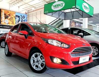 Ford Newfiesta Sel 2017 1.6 Flex Completo