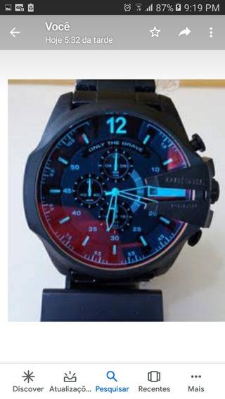 Relógio Da Marca Diesel