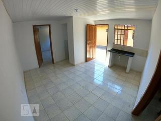 Casa Para Aluguel - Barreirinha, 2 Quartos, 48 - 893068089