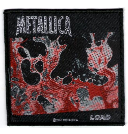 Patch Microbordado - Metallica - Load - Patch 198 - Oficial
