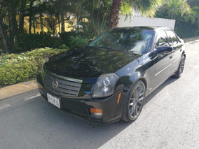 Cadillac Cts 3.6 Q Qc Tablero Madera At