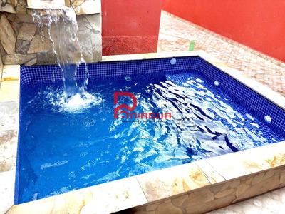 Casa Com 2 Dorms, Balneário Jequitibá, Itanhaém - R$ 220 Mil, Cod: 40 - V40