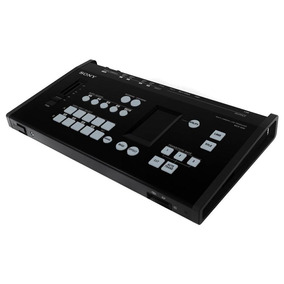 Switcher De Video Mixer Sony Mcx 500 Streaming Com Nf