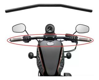 Manubrio Semirecto Para Moto 81cm 7/8 ( 2,2 Cm) Dragbar