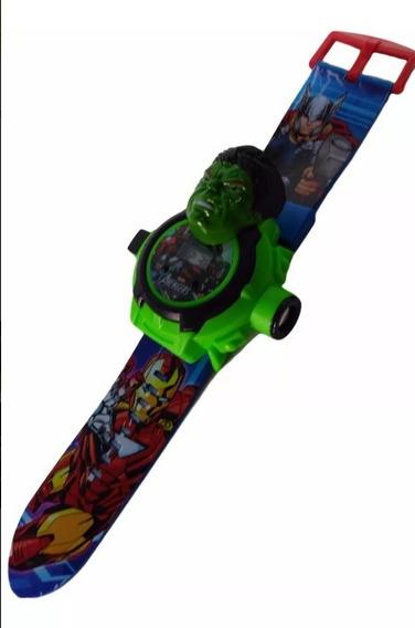 Relógio Infantil Vingadores