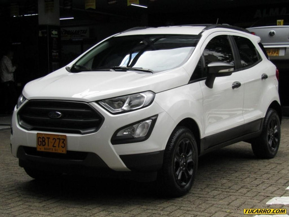 Ford Ecosport Freestyle 2000 Cc At 4x4