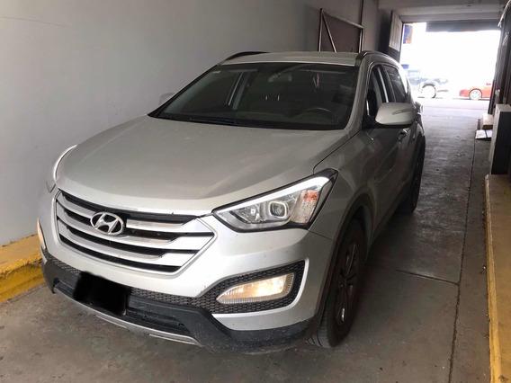 Hyundai Santa Fe 2.4 Seguridad 7as 6at 2wd 2013