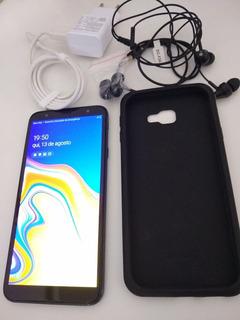 Samsung J4 Plus+ Plus Tela 6.0 32 Gb Em Excelentes Condições