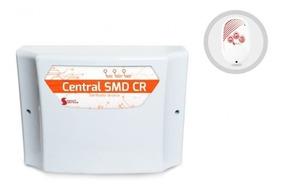 Central De Cerca Elétrica Com Alarme Gcp Smd Cr