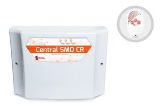 Central De Cerca Elétrica E Alarme Securi Gcp Smd Cr