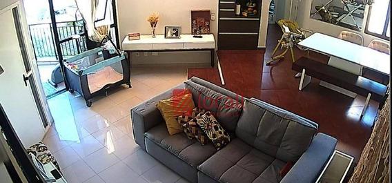 Apartamento Residencial À Venda, Vila Imperial, São José Do Rio Preto. - Ap1266