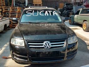 Sucata De Volkswagen Touareg V8 2004 Só Peças