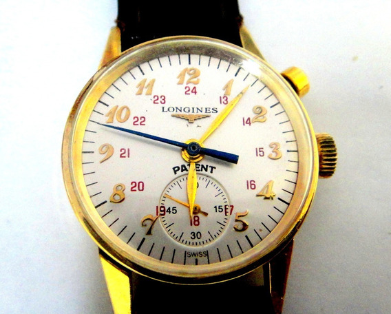 Relógio Longines Chronostop