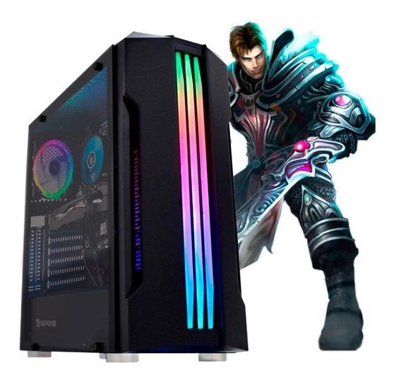 Pc Gamer Core I5 8gb Ssd240 Gt710 Frete Gratis Novo!