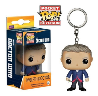 Funko Pop Keychain Doctor Who Twelfth Doctor
