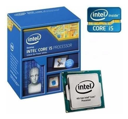 Processador Intel Core I5-4570 + Cooler