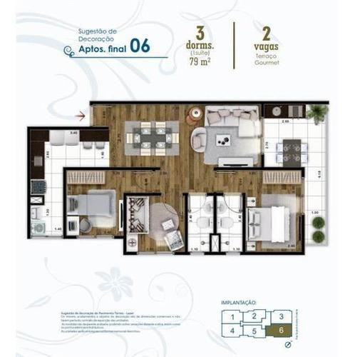 Apartamento - Venda - Centro - Itanhaem - Bdexp285
