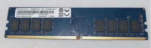 Memória Ddr4 Pc 8gb Ramaxel