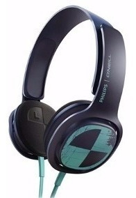 Headphone Auricular Oneill Sho3300 Clash - Philips Original
