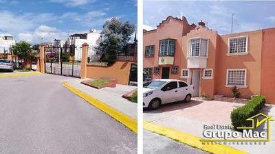Casa En Venta En Claustros San Miguel Cuautitlan Izcalli