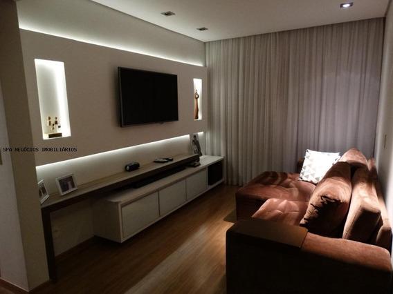 Apartamento Para Venda Em São Paulo, Tatuapé, 3 Dormitórios, 1 Suíte, 2 Banheiros, 1 Vaga - Vende126_1-1524477