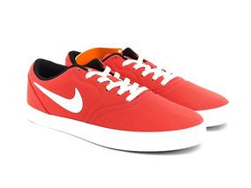Tênis Masculino Nike Sb Check Cnvs Lona 100% Original