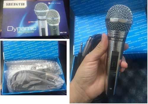 Microfone Shengyin Wm-1128 Ty-52