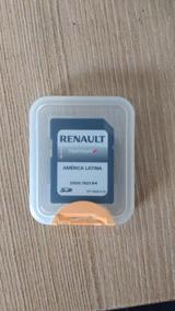 Cartão Do Gps Renault Fluence Original Tom Tom Rlink