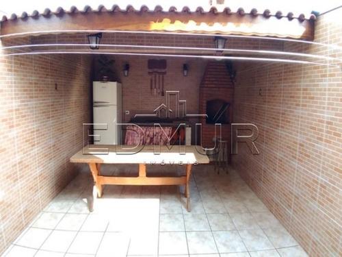 Sobrado - Parque Novo Oratorio - Ref: 22028 - V-22028