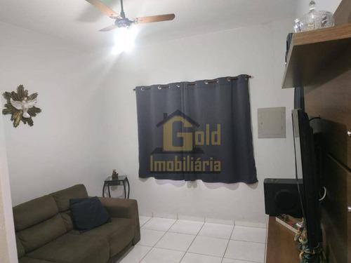 Casa Com 3 Dormitórios À Venda, 75 M² Por R$ 215.000 - Jardim Doutor Paulo Gomes Romeo - Ribeirão Preto/sp - Ca1152