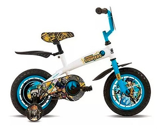 Bicicleta R12 Azul Star Wars First Freedom Fighters Veloci