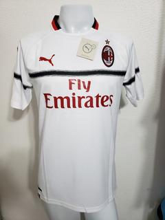 Camisa Milan Away 18-19 Caldara 33 Calcio Importada