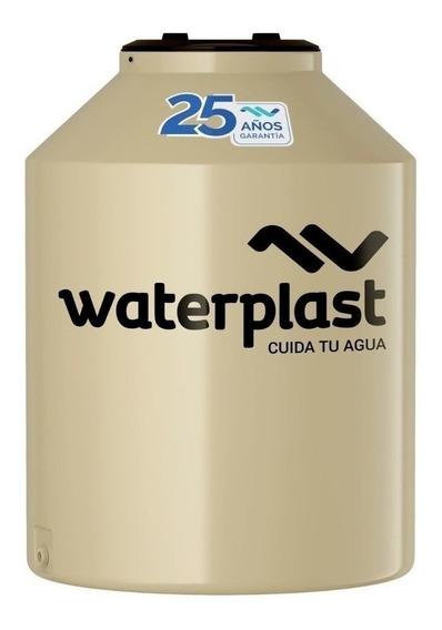 Tanque de agua Waterplast Clásico Tricapa vertical 1100l 141cm de alto