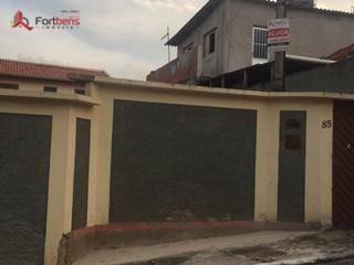 Sobrado Com 2 Dormitórios Para Alugar, 118 M² Por R$ 1.800/mês - Serpa - Caieiras/sp - So0199
