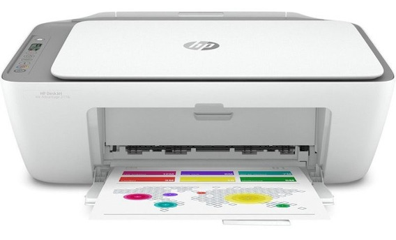 Impressora Multifuncional Hp Deskjet Ink Advantage 2776 Colo