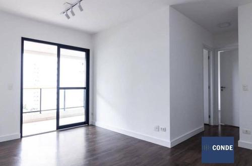 Imagem 1 de 15 de Apartamento Para Comprar No Alto Da Boa Vista Com Dois Quartos - 62030234