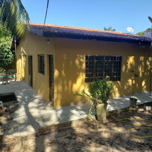 Vende-se Chácara, Casa 3 Quartos E Piscina 5700 M²