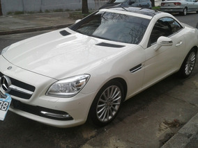 Mercedes Benz Clase Slk 1.8 Slk250 Cgi B.efficiency At 2013