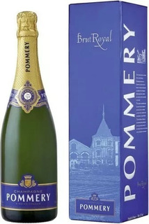 Champagne Pommery Brut Royal 100% Original Envio Gratis Caba