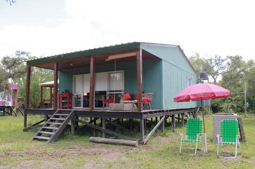 Cabaña Delta Tigre Arroyo Espera Alquiler