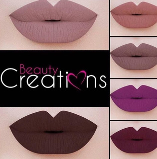 Labial Beauty Creations Mate Indeleble