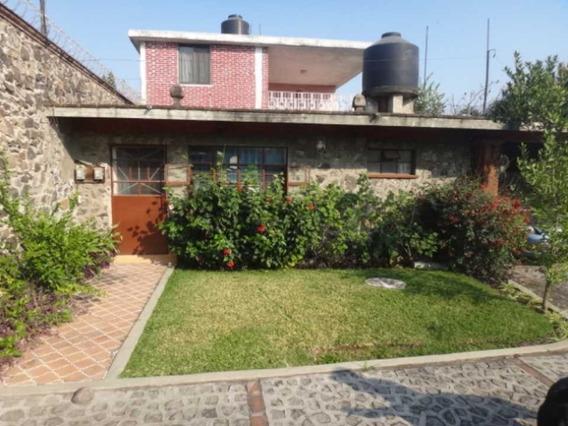 Casa De Un Nivel En Atlacomulco, Jiutepec