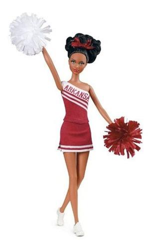Imagen 1 de 2 de Barbie Collector University Of Arkansas Muñeca Afroamerican