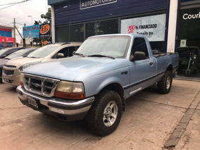 Autos Camionetas Ford Ranger Cabina Simple 4x4