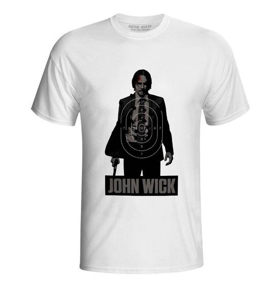 Camisa Camiseta Blusa John Wick Novo Dia Para Matar Cosplay