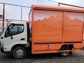 Hino Camión 816 S300 2008 7.2 Ton
