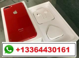 iPhone 7plus 256gb Libre Fabrica Caja